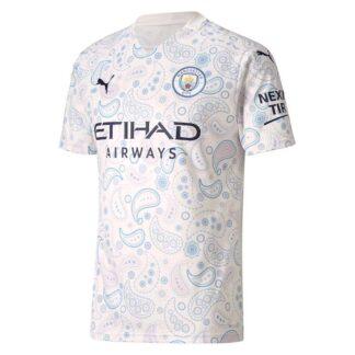 2020-2021 Manchester City Puma Third Football Shirt