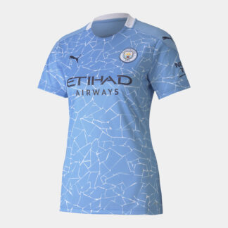 Manchester City Home Shirt 20/21 Ladies