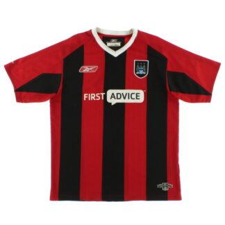 2003-04 Manchester City Reebok Away Shirt XXL