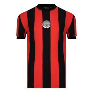 Manchester City 1972 Away Retro Football Shirt
