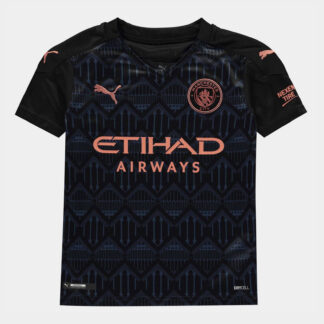 Manchester City Away Shirt 20/21 Junior