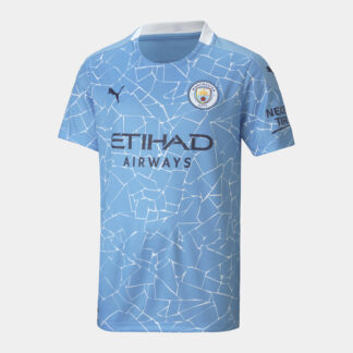 Manchester City Home Shirt 20/21 Junior