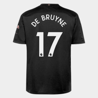 Manchester City Kevin de Bruyne Away Shirt 20/21 Mens