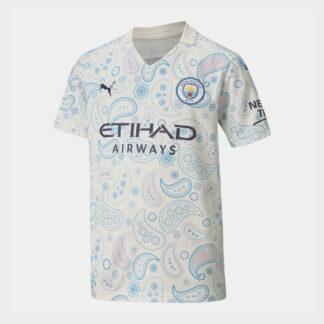 Manchester City Third Shirt 20/21 Kids